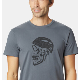 Mountain Hardwear M's X-Ray SS T-Shirt Graphite